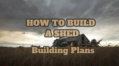 Diy How To Build A Storage Shed -  Study Diy How To Build A Storage Shed - Plans For a Shed