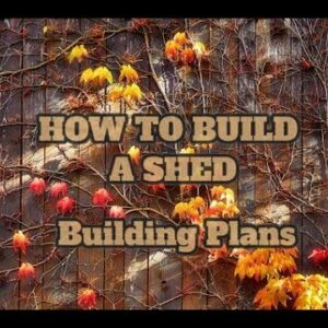 How Do You Build A She Shed In a Weekend Easily -  Master How Do You Build A She Shed In a Week...
