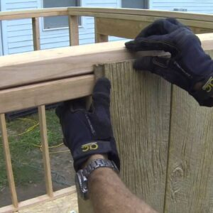 How To Build A Shed - Part 6 - Install Shed Siding