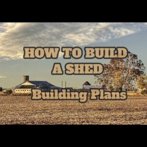 How To Build A Brick Shed Step By Step - Learn How To Build A Brick Shed Step By Step - Shed Wo...