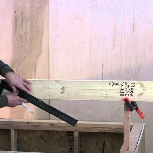 Cutting Common Rafters