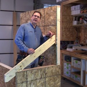 Training the Trades - Cutting Common Rafters